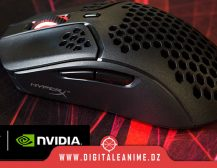 Pulsefire Haste souris de jeu HyperX compatible avec NVIDIA Reflex
