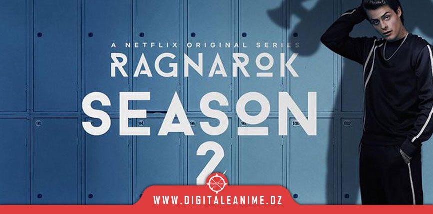 Ragnarök saison 2 Un premier teaser