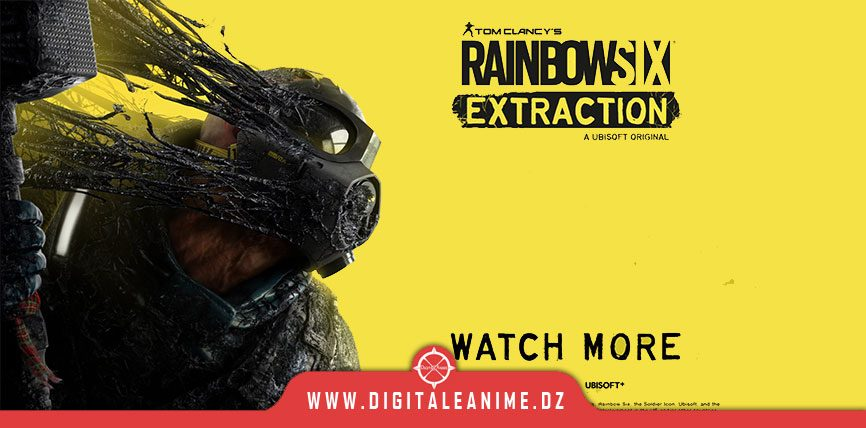 Rainbow Six Extraction sera entièrement révélée à Ubisoft Forward