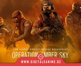 Rainbow Six Siege Operation Amber Sky arrive