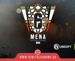 Rainbow six MENA league Grande finales ce week-end!