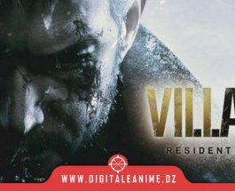 Resident Evil Village la carte montre quatre région