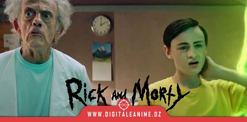 Rick & Morty Live-Action teasé par Adult Swim