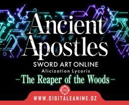 SWORD ART ONLINE Alicization Lycoris annoncé