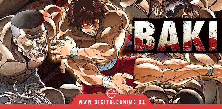 Sentai Filmworks sortira Baki Anime