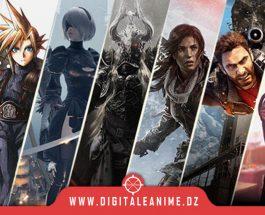 Square Enix présente un événement annoncé
