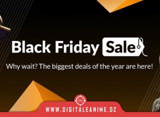 Steam vente d'automne et Black Friday