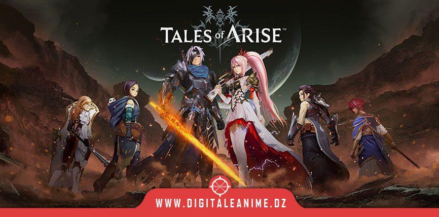 Tales of Arise deux derniers personnages, dans le nouveau trailer
