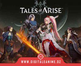 Tales of Arise est disponible dès maintenant
