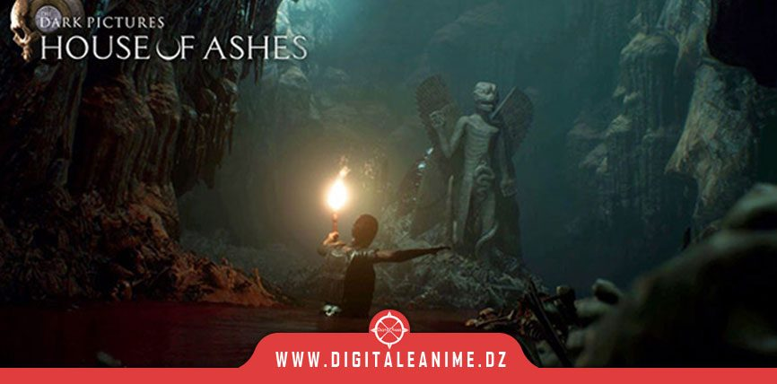 The Dark Pictures Anthology: House of Ashes Pour 2021