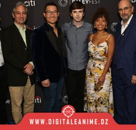 The Good Doctor une actrice partie subitement de retour