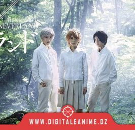The Promised Neverland le film live Info