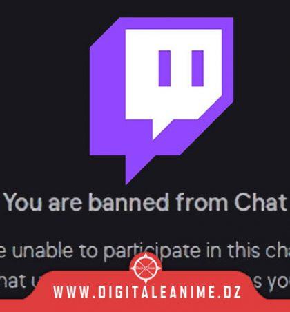 Twitch ban les streamers pour conduite hors plateforme