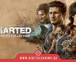 Uncharted 4 et The Lost Legacy Remaster arrivent sur PC/PS5