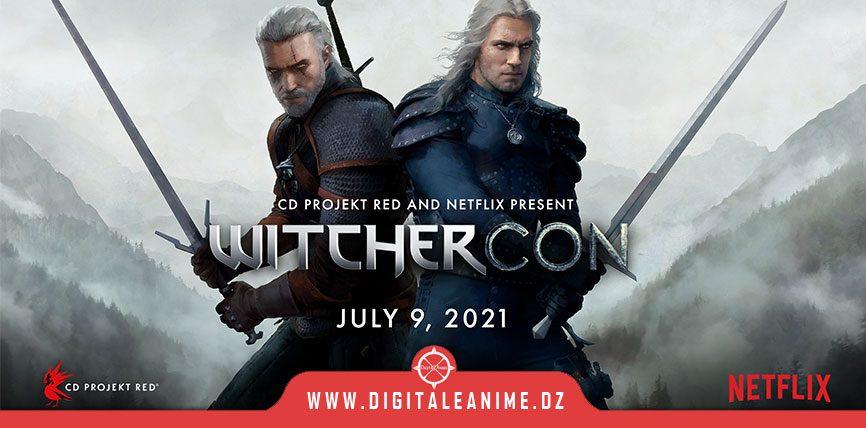 WITCHERCON PAR CD PROJEKT RED & NETFLIX ANNONCER