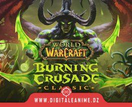 World of Warcraft : Burning Crusade Classic maintenant disponible