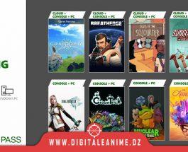 Xbox Game Pass pour septembre 2021